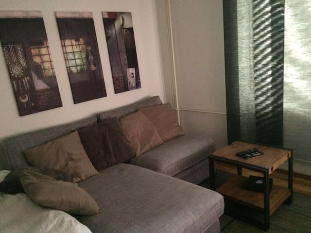 Cozy flat near to city and fair - Bâle - Appartement