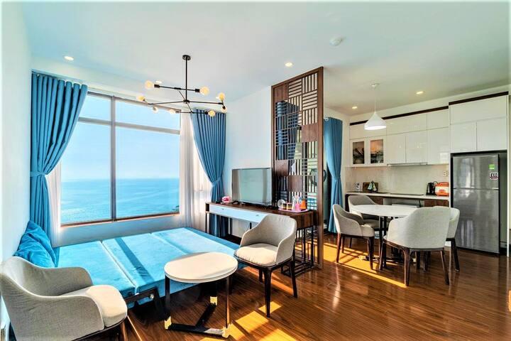 ☆iSeaview - Great Seaview From BEDROOM & Balcony☆