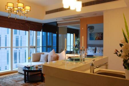 A 春熙路地铁站旁 太古里 IFS 晶融汇 WEHOME - Chengdu - Apartment