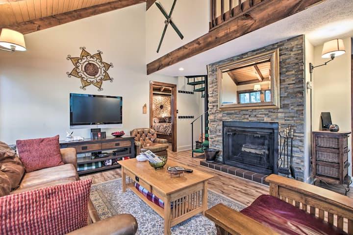 Wintergreen Resort Cabin - 0.7 Mi to Ski Mtn!