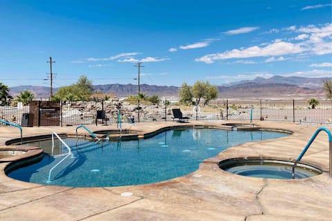 Death Valley Hot Springs (2BR)