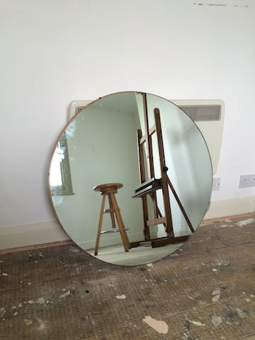 Artist's retreat - Folkestone