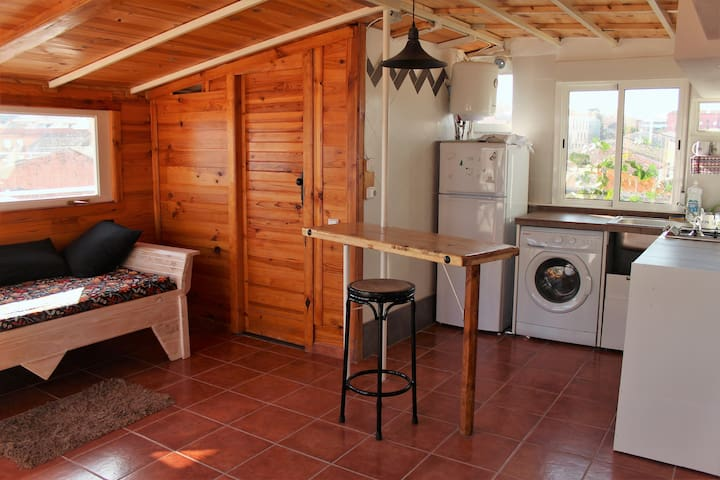 Cozy apartment next to BCN, beach, F1 circuit - Parets del Vallès - Huoneisto