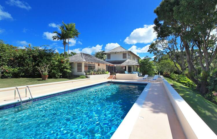 Innisfree, Sandy Lane Estate - Ideal for Couples and Families, Beautiful Pool and Beach - Saint James - Villa