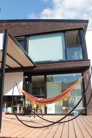 Casa Loft rural en entorno termal - San Cristovo - Ribadavia - Rumah