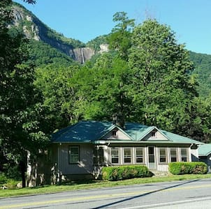 Freeman River House - Lake Lure