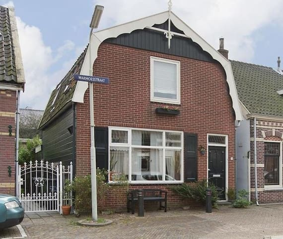 Beautiful typical Dutch house - Wormerveer - Casa