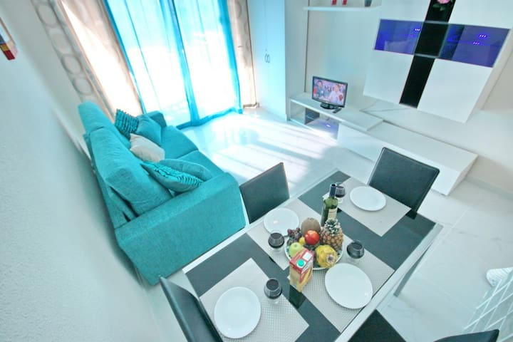 Estudio en Playa de El Duque - Costa Adeje - Apartment