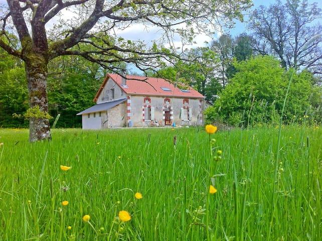 Eco Gite Argonne, Maison Forestière - Lisle-en-Barrois - Dom