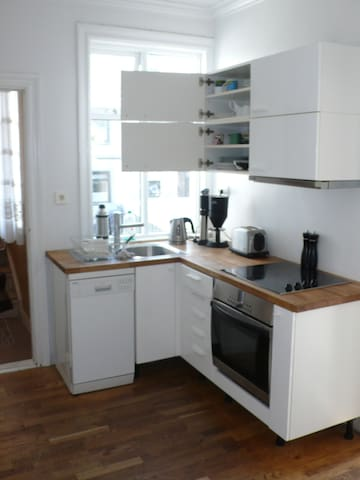 Apartment, center of  Reykjavik