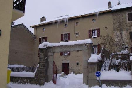 La Maison Bleue (chambre #2) - La Cabanasse