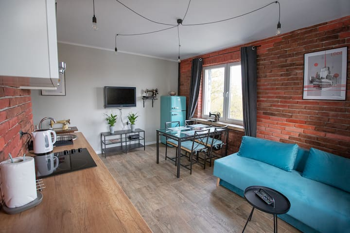 Lodz Textil Apartment