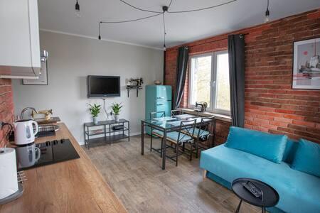 Lodz Textil Apartment