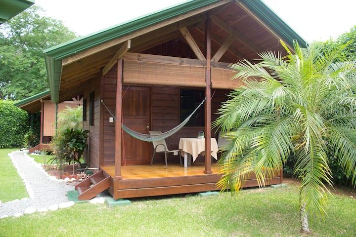 El Paraiso, front cabin.