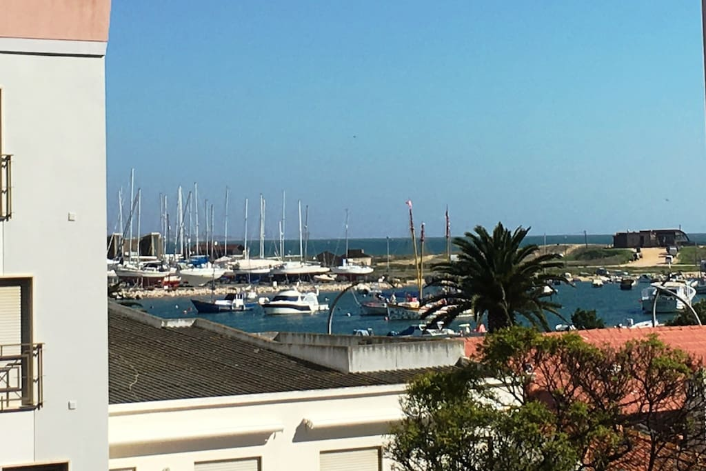 Sea view from terrasse
