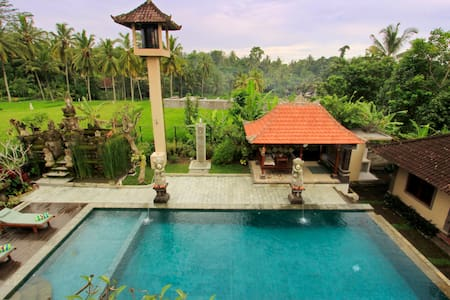 Inang 2Br Family w/ Ricefield View