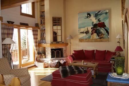 Beautiful 3-bedrooms Crans-Montana