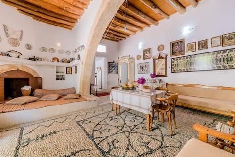 Kamariko Traditional House Afandou Rhodes