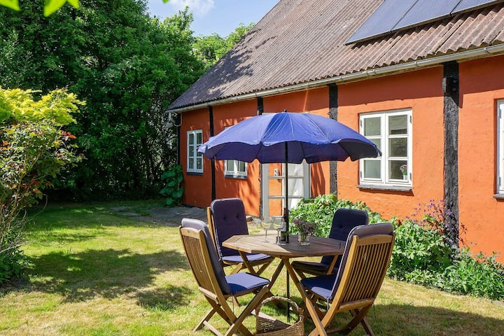 Decorated Holiday Home in Bornholm near the Sea