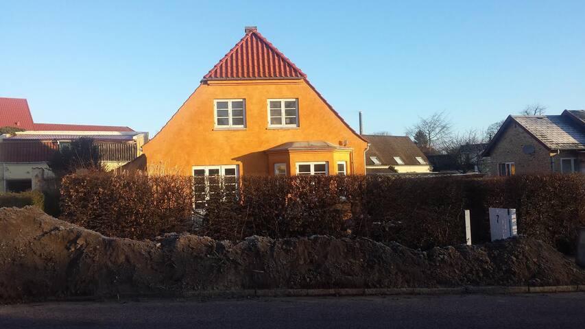 cozy townhouse 20km from Copenhagen - Farum - Huis