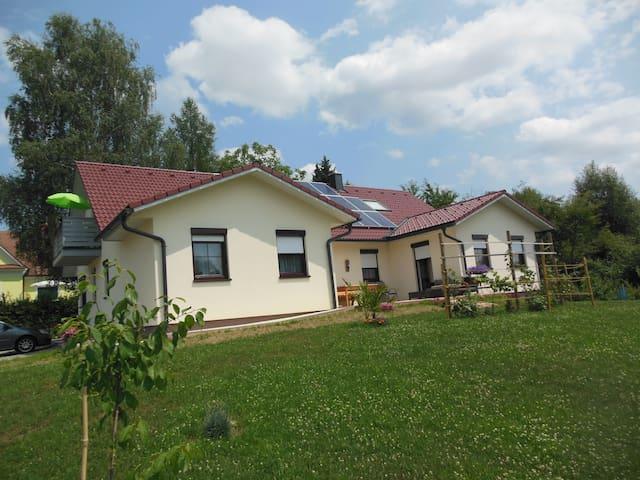 Gemütliche Wohnung im Thermenland - Bad Waltersdorf - Pis