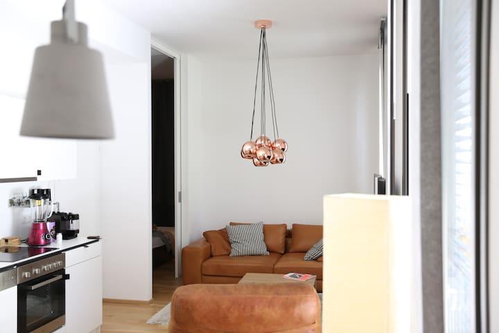 Designer Wohnung /  Loft in Geidorf - Geidorf - Loft