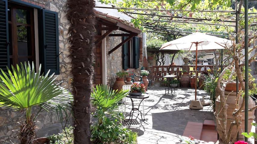 Casa con giardino in Maremma vicino al mare - Gavorrano - House