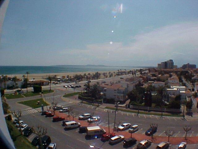 021 Apartment with views to the sea - Empuriabrava