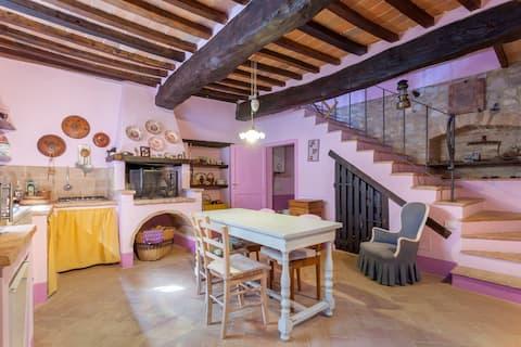 Casa intera in pietra Todi