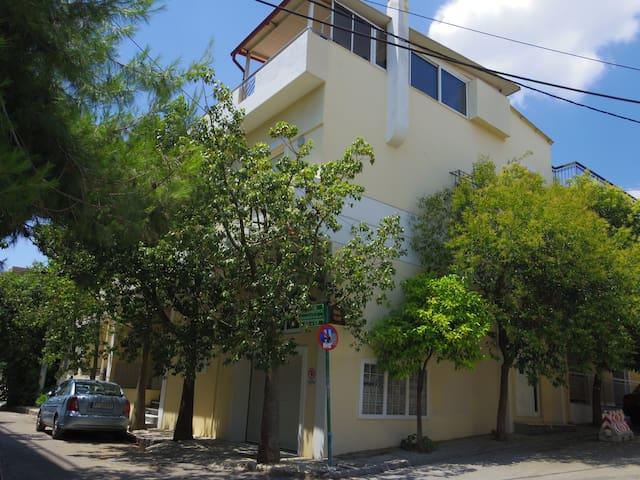 Modern & Independent Comfy Lux Home - Athen - Lejlighed