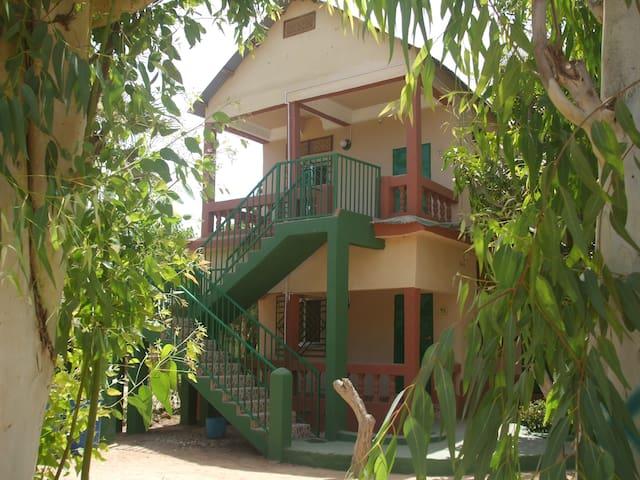 Camping-Sukuta / Lodge/Mangohaus 19
