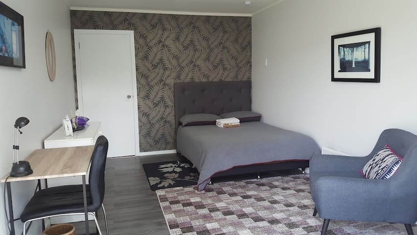 Private spacious room with private entrance