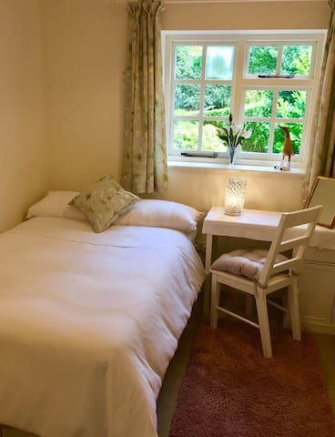 Peace and tranquillity in your room