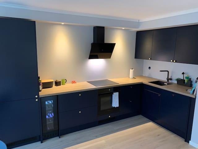 Your own apartment centrally in Bodø