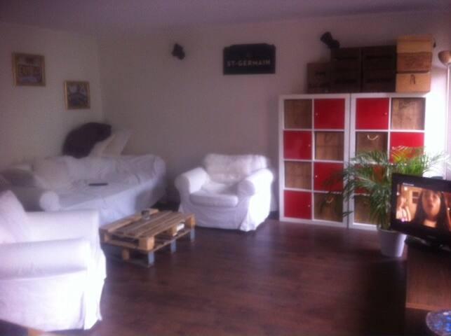 T2 en bordure du bois de Vincennes - Saint-Maurice - Appartamento