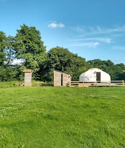 Charming yurt for two romantics - Umberleigh