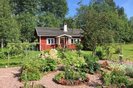 Nice guest house in Dalarna, Swden