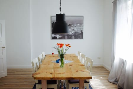 Cosy rooms in stylish apartment in Koblenz - Apartament