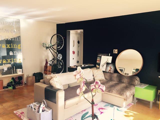 Cozy Quirky Penthouse w/ Balcony - Washington - Lägenhet