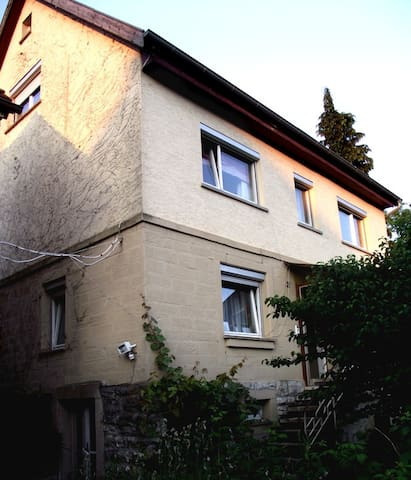 Wohlfühlen vor den Toren Heilbronns - Möckmühl - Rumah