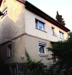 Wohlfühlen vor den Toren Heilbronns - Casa