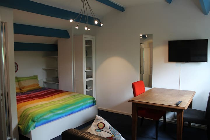Studio near the Campus of the WUR - Wageningen - Huoneisto