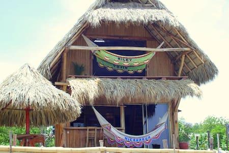 Casa Tranquila Popoyo-Guasacate - Las Salinas