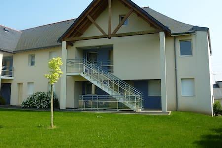 Résidence les Cormorans 4 Personnes 300 m du bourg - Wohnung