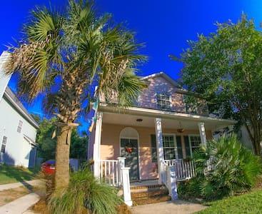 Modern Charleston Meets the Beach! - 芒特普莱森特(Mount Pleasant)