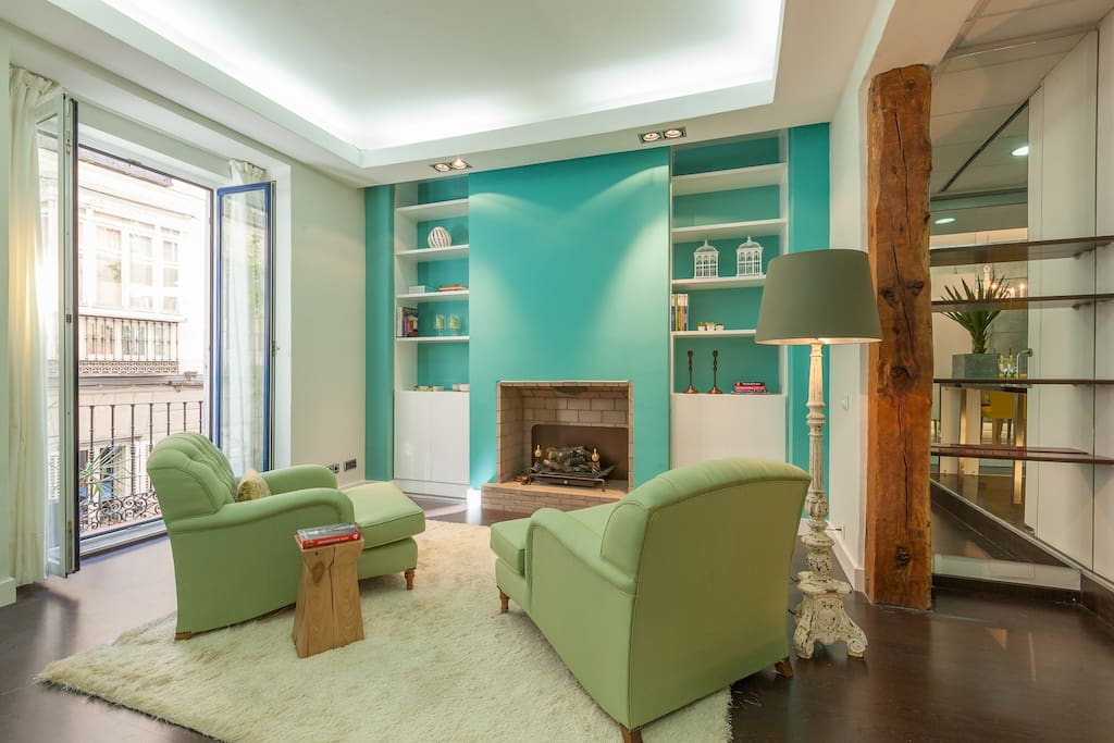elegance in the heart of madrid home select