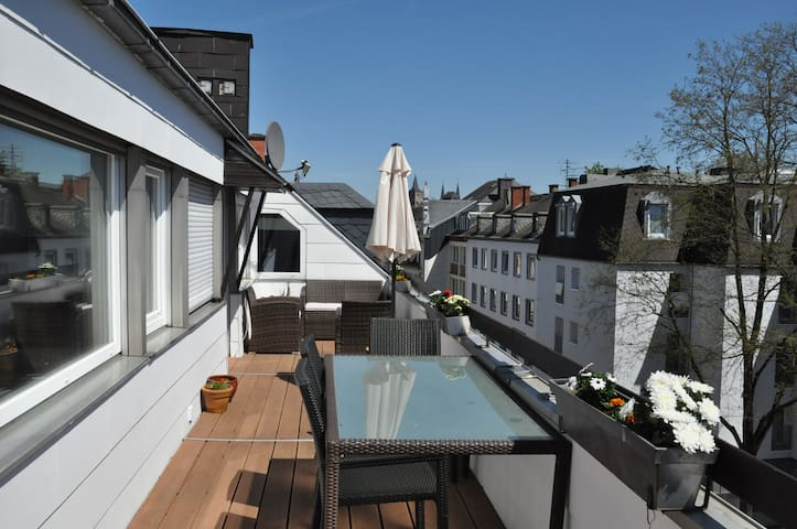 Top situated rental Trier (3/1/1) - Trier - Appartement