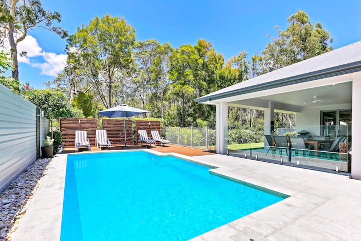 Serenity Retreat Noosa... It's time to unwind!