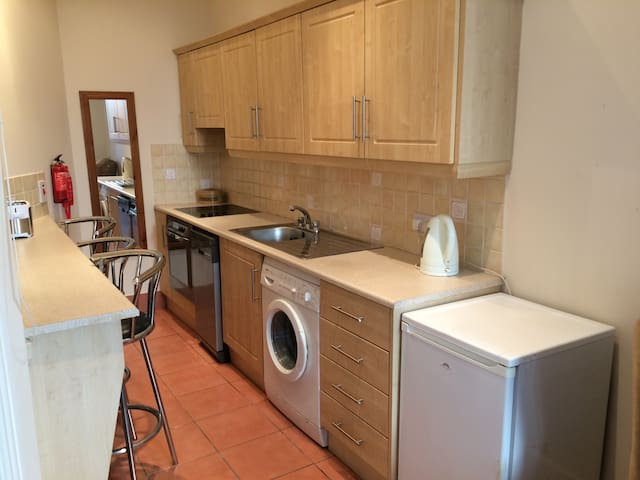 Cosy Double bed Urban Flat,Ranelagh - Clonskeagh - Apartment