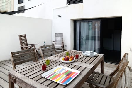 Studio,large terrace near Velodrome - Marseille